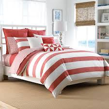 Coral Colored Comforters Elegant Coral Bedding Sets All Modern Home Designs