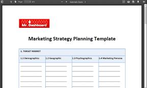 doc 25503143 strategic planning template free u2013 9 free strategic
