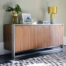 Modern Sideboards Uk Sideboards Contemporary Dining Room Furniture From Dwell