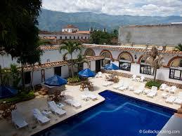 Patio Santa Fe Mexico by Santa Fe De Antioquia