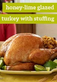 honey lime glazed turkey with recipe something new