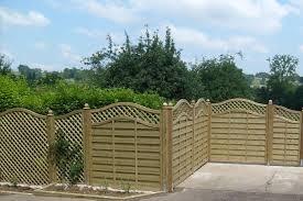 cloture jardin bois paysages conseil clôture en bois