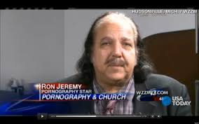 Gay Porn Memes - ron jeremy goes to church tells michigan worshippers that porn
