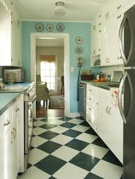how to make your galley kitchen look and feel bigger u2013 builder