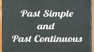 past simple and past continuous english grammar tutorial video