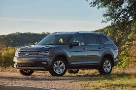 volkswagen atlas black 2018 volkswagen atlas pricing announced will start at 31 425