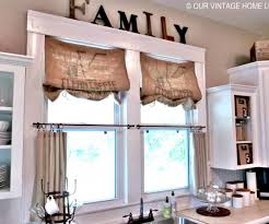 Small Window Curtain Decorating Kitchen Surprising Nifty Kitchen Design Also Ideas Homesfeed And
