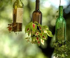 Diy Hanging Planters by Easy Diy Hanging Herb Garden