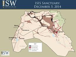 Map Of Syria And Surrounding Countries by Isis Territory In Syria And Iraq Business Insider