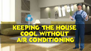 make a room house cooling without ac youtube