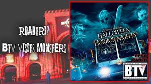 halloween horror nights review