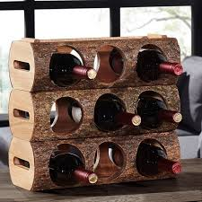 hood river 3 bottle tabletop wine rack u0026 reviews birch lane
