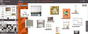 roomfood is an interactive website design for interior design s1t2