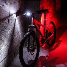 Bright Bike Lights 7dayshop Front And Rear Silicone Bike Light Set Super Bright 3