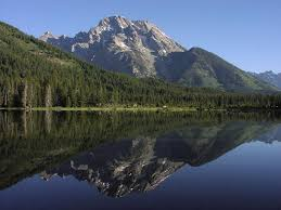 Wyoming Lakes images A grand beauty jpg