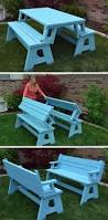 Gallery For Gt Set The Table Chore by So Creative 14 Diy Outdoor Weekend Projects Foldable Picnic