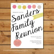 25 unique family reunion invitations ideas on pinterest family