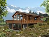 plans with lots of windows for great views at familyhomeplans com