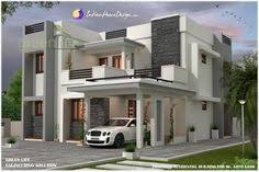 Modern Elevation Design Of Residential Buildings House Map - Home map design