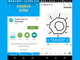 play doodle draw now play on messenger gizbot