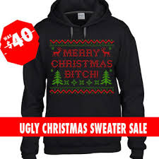 merry bitches sweater year white from trending tops