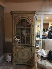 The Styling Hutch Corner Hutch Furniture Ebay