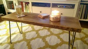 Hairpin Leg Console Table Hairpin Leg Coffee Table Design Considerations Homesfeed