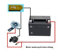 horn wiring diagram atv wiring diagrams instruction