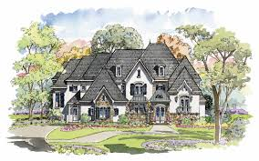 luxury home plans for the normandy 1240f arthur rutenberg homes