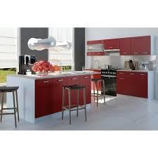 cuisine avec ilot central prix cuisine ilot central cuisine avec ilot central et table 6 ultra ilot