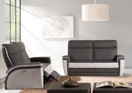 canap relax moderne acheter votre canapé 3 places relax électrique moderne chez simeuble