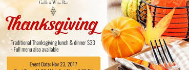 thanksgiving lunch dinner at vines orlando fl nov 23 2017