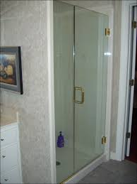 bathroom glass door for bathroom