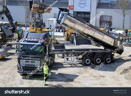 volvo truck center near me munich april 11 2016 volvo truck stock photo 408472675 shutterstock