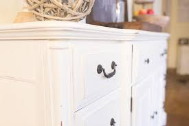 diy dresser to buffet