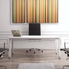 Rectangular Office Desk Linnea Office Desk Elite Rectangular Single Desks Apres Furniture
