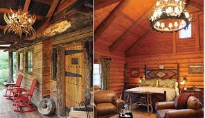 Cottage Rentals Poconos by 5 Cozy Luxe Log Cabins For A Winter Getaway