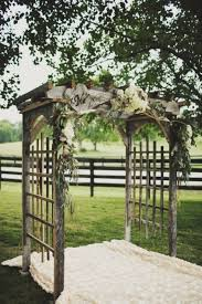 wedding arches building plans 24 best wedding arches images on wooden arch wedding