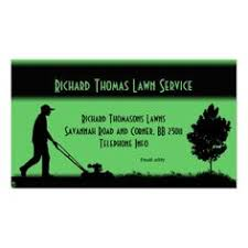 Lawncare Business Cards Lawn Care Grass Cutting Business Card Lawn Care Lawn And