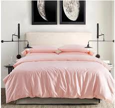 solid white comforter set aliexpress com buy 2015 100 egyptian cotton light pink bedding