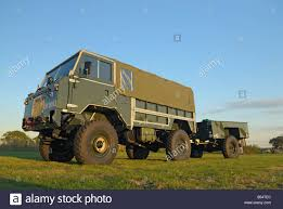military land rover very unusual ex military land rover 101 forward control towing a