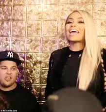 Blind Side Family Name Blac Chyna Plots Name Change After Engagement To Rob Kardashian