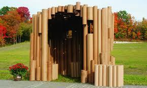 cardboard inhabitat green design innovation architecture