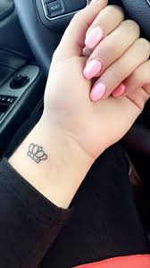 best 25 simple crown tattoo ideas on pinterest crown tattoos