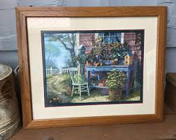 home interiors and gifts vintage home interior pictures etsy