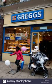 Cheap Cakes Greggs The Bakers One Of The Businesses Doing Well During