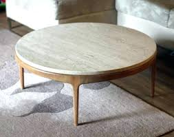 low round coffee table contemporary round coffee table plazadelrey co