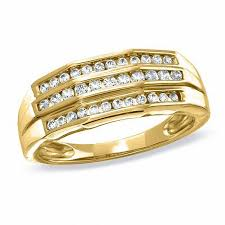 gold mens wedding band wedding bands wedding zales