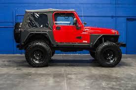 lifted 2005 jeep wrangler sport 4x4 northwest motorsport