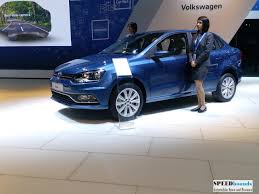 volkswagen ameo silver vw ameo compact sedan auto expo 2016 speed hounds